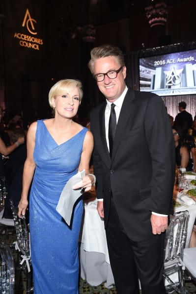 Joe Scarborough and Mika Brzezinski Image