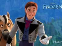 Santino Fontana as Hans in Frozen