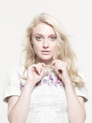 Dakota Fanning for InStyle