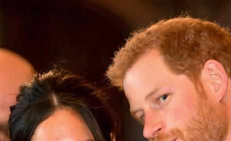 Meghan Markle and Prince Harry: In Love!
