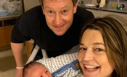 Savannah Guthrie Welcomes Baby #2!
