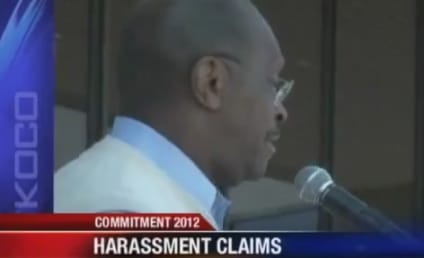Herman Cain Denies Sexual Harassment Allegations