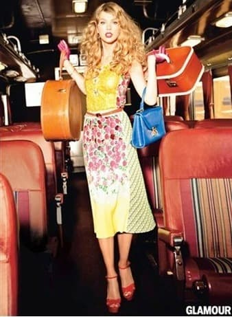 Taylor Swift Shops in Glamour