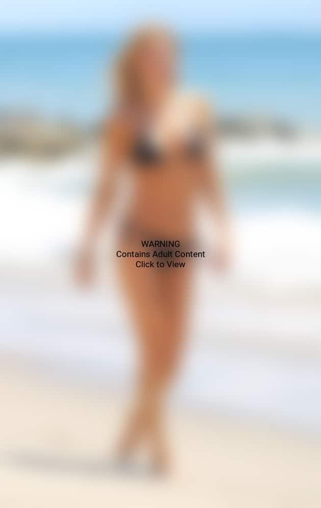 Brandi Glanville Bikini Picture