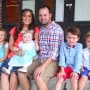 Josh Duggar Family Photo