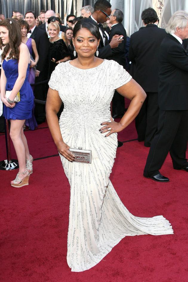 Octavia Spencer at the Oscars