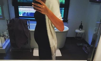 Chrissy Teigen Posts Baby Bump Pic: How Far Along is She?