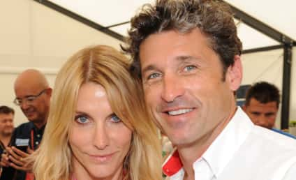 Patrick Dempsey: Fired From Grey's Anatomy For Cheating on His Wife On Set?!?!