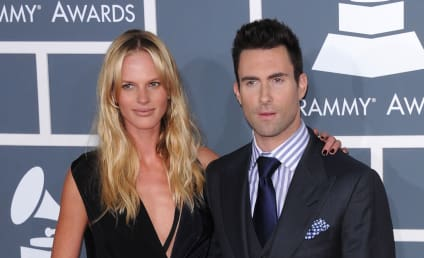 Adam Levine and Anne Vyalitsyna: It's Over!