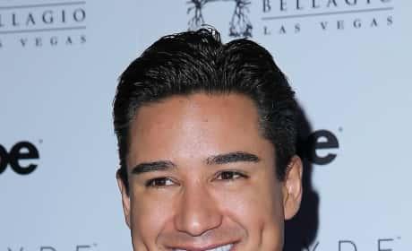 Mario Lopez Photo