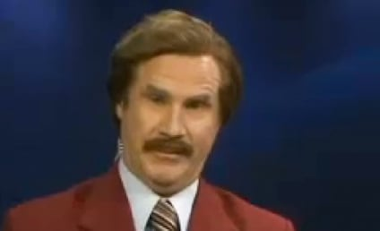 Will Ferrell Anchors North Dakota Local News as Ron Burgundy: Watch Now!