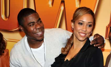 """Tracy Morgan on the Mend, Showing """"Signs of Improvement"""""""