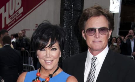 Kris and Bruce Jenner: Separated?