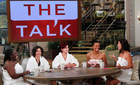 Which of The Talk hosts would you rather...?