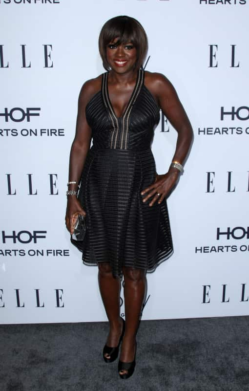 Viola Davis: ELLE's Women In Television Celebration