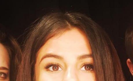 Selena Gomez: Smooch!