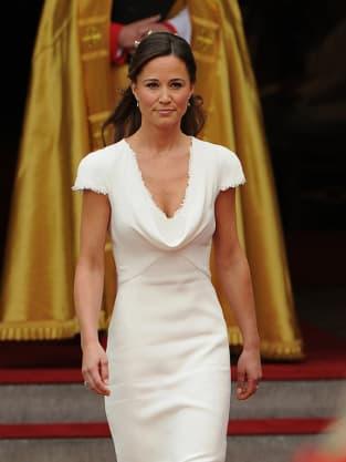Pippa Middleton Bridesmaid Dress