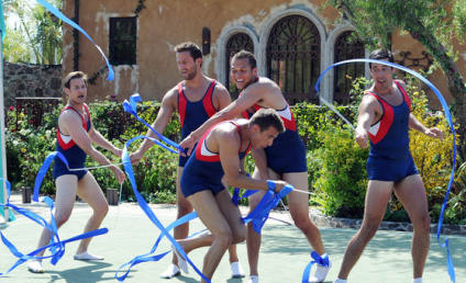 Bachelor Pad Recap: Welcome to the Douche Olympics
