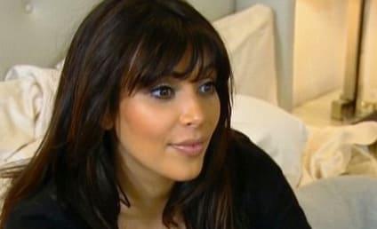 Kim Kardashian Baby Weight Loss: A Work in Progress