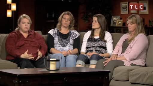 Robyn, Meri, Janelle, Christine Brown