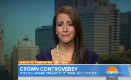 Amanda Longacre Responds to Miss Delaware Controversy