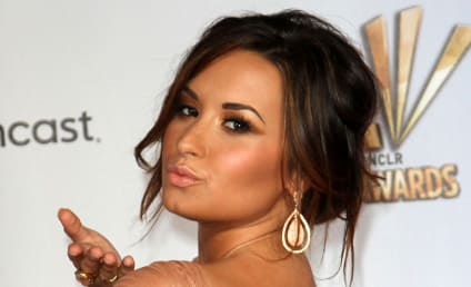 What is Demi Lovato Thankful For?