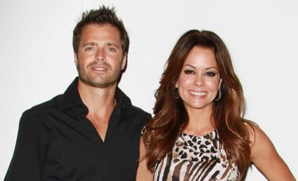 Brooke Burke, David Charvet, Engaged AND Expecting a Child