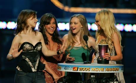 Lindsay Lohan Wants A 'Mean Girls' Sequel