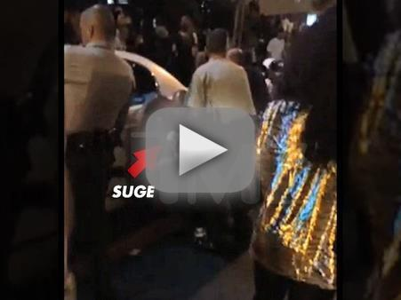 Suge Knight Shot in West Hollywood