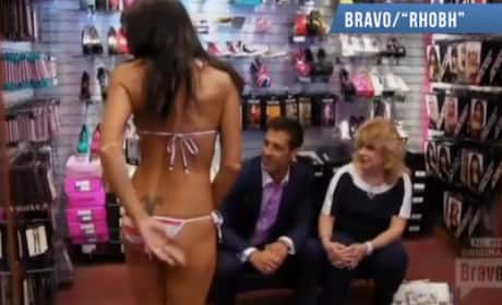 The Real Housewives of Beverly Hills: Carlton and the Sex Shop