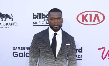 50 Cent at Billboard Music Awards