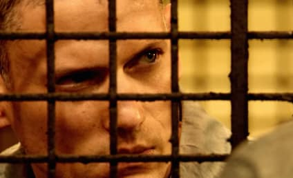 Prison Break Promo: Look Who's Back!