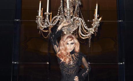 The Glamorous Gaga