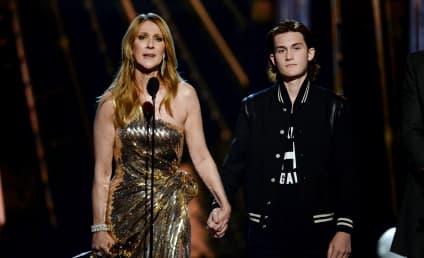 Rene-Charles Angelil: Internet Crushes HARD on Celine Dion's Son