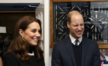 Prince William Has Hilarious Response to Prince Harry Engagement