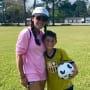 Jenelle Evans, Soccer Mom