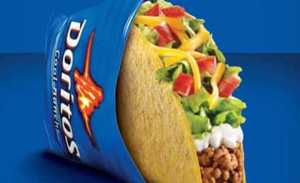Taco Bell Doritos Locos Cool Ranch Tacos: Coming March 7!