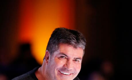 Simon Cowell on America's Got Talent