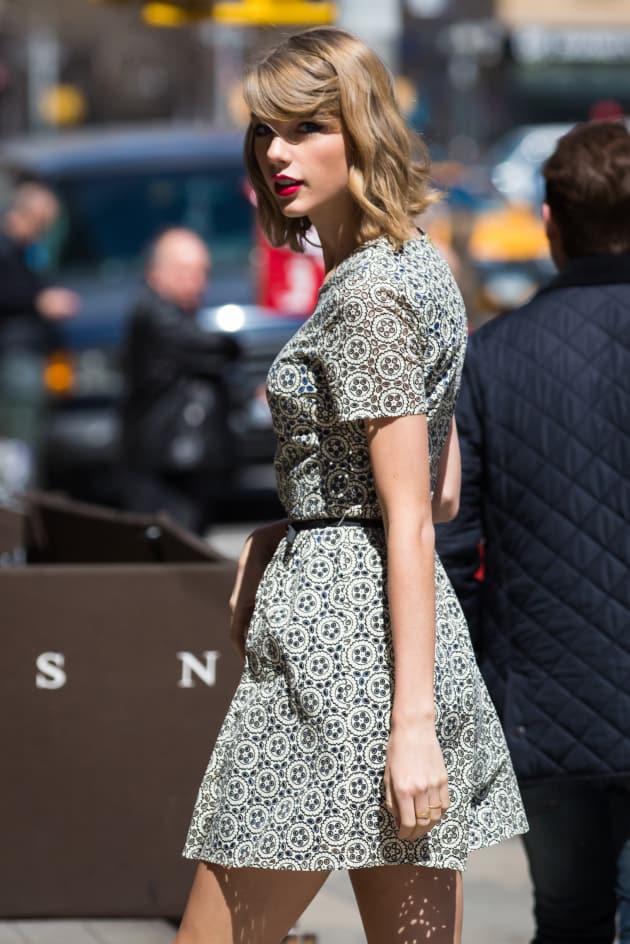 Taylor Swift NYC Photo
