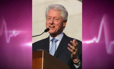Elizabeth Hurley-Bill Clinton Affair