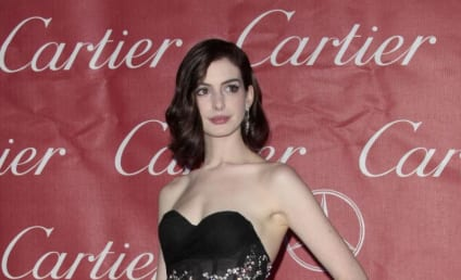 Celebrity Hair Affair: Anne Hathaway