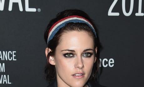 Hi, Kristen Stewart