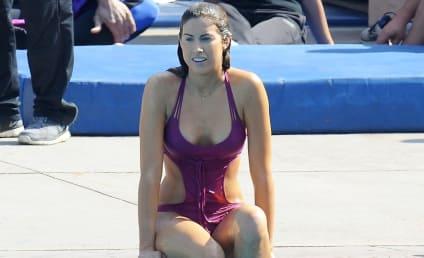 Katherine Webb Swimsuit Photos: Making a Splash!