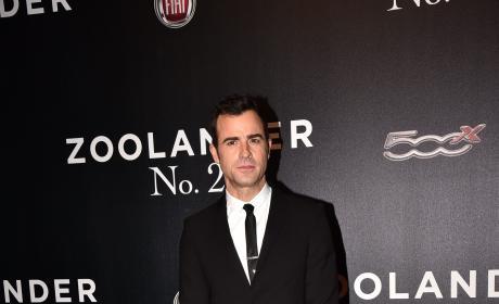 Justin Theroux: Rome Fan Screening of 'Zoolander No. 2'