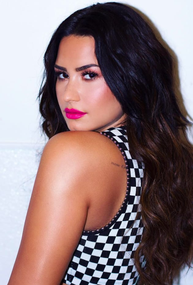 Demi Lovato Looks Wonderful
