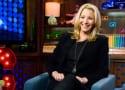 Teresa Giudice BURNED By Lisa Kudrow on Watch What Happens Live: Don't Commit Crimes, Felon!