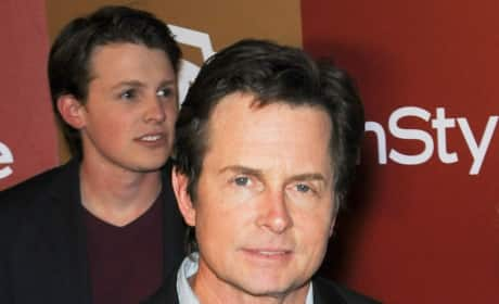Michael J. Fox Photograph