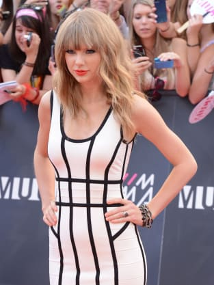 Taylor Swift in Canada