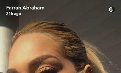 Farrah Abraham Engagement Ring?
