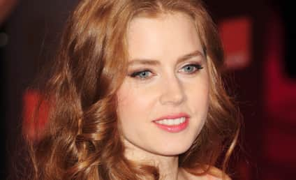 Amy Adams Lands Role of Lois Lane